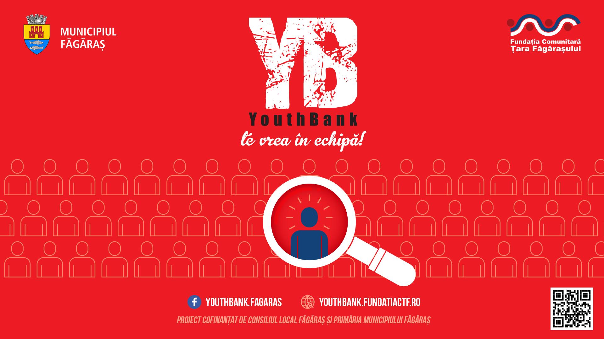 Permalink to: Hai în echipa YouthBank!