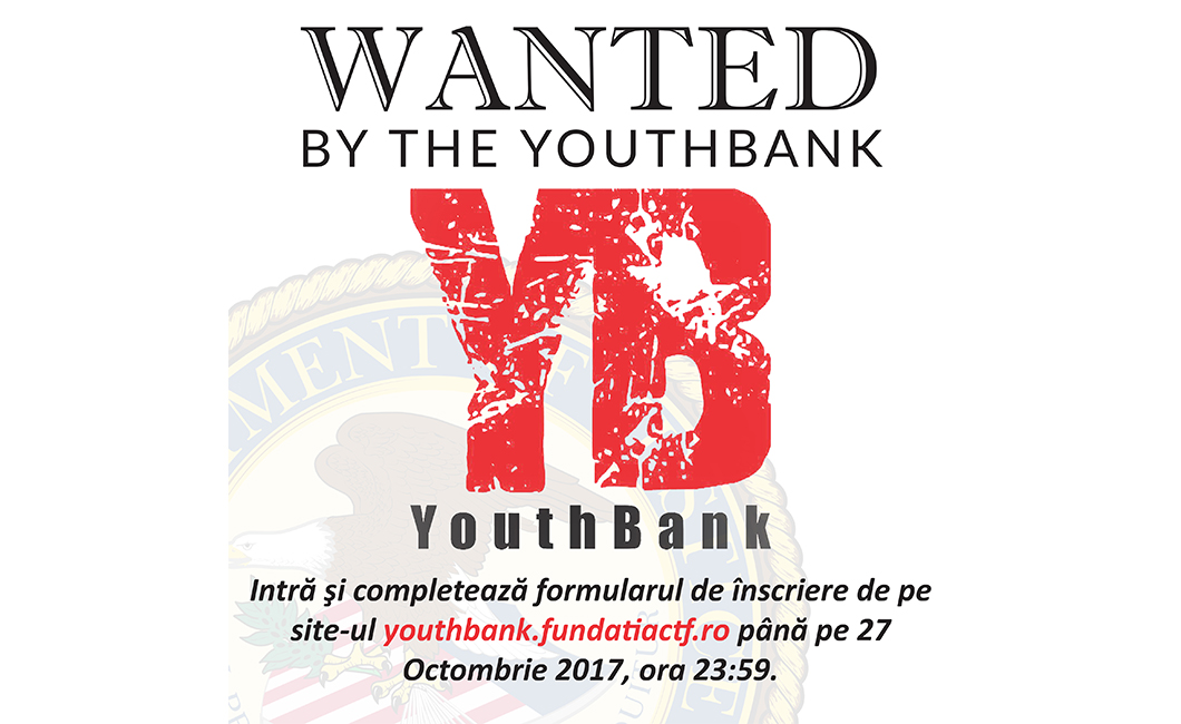 Permalink to: Aplica in echipa YouthBank